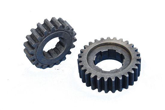 花键孔齿轮